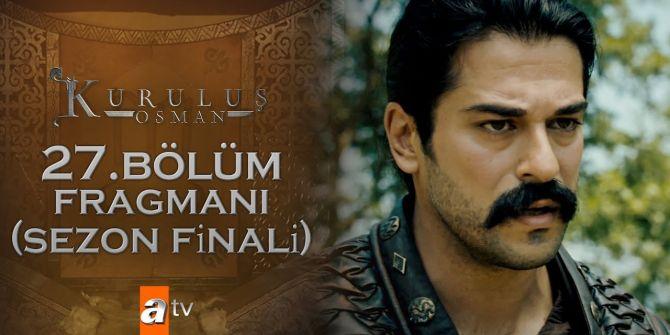Kuruluş Osman 27. bölüm fragmanı yayınlandı | Osman Bey pusuya düşüyor!