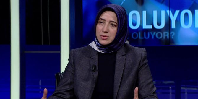 AK Partili Özlem Zengin: ''AK Parti gelene kadar 'kadın' kelimesinin adı yoktu''
