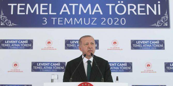Cumhurbaşkanı Erdoğan'dan Ayasofya ile ilgili açıklama!