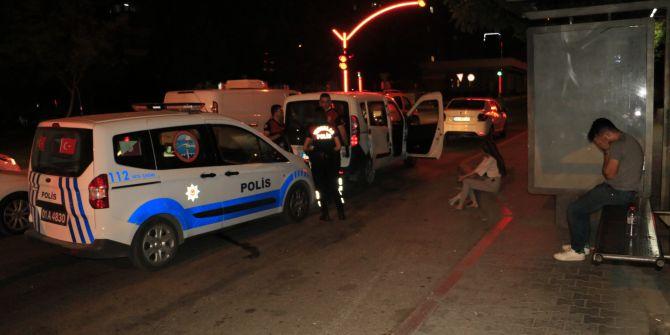 25 kilometre polisten kaçan sürücüye 4 bin 277 TL para cezası kesildi!