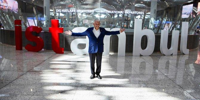 İsmail Türüt'ten Binali Yıldırım'a özel Türkü