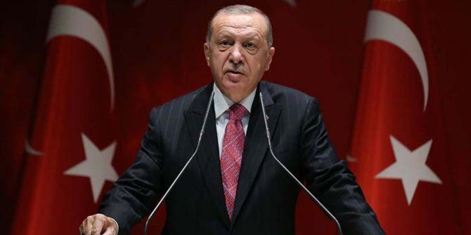 Erdoğan'dan diğer ülkelere net mesaj: ''Hiçbir ülkeye hakkımızı yedirtmeyiz''