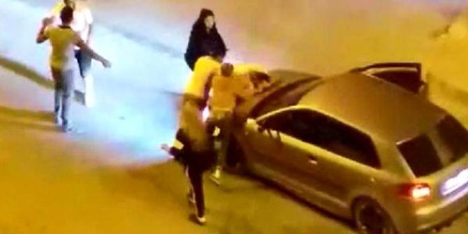 ''Caminin duvarına tuvaletini yapma'' kavgası! Dövülüp kafasında şişe kırıldı