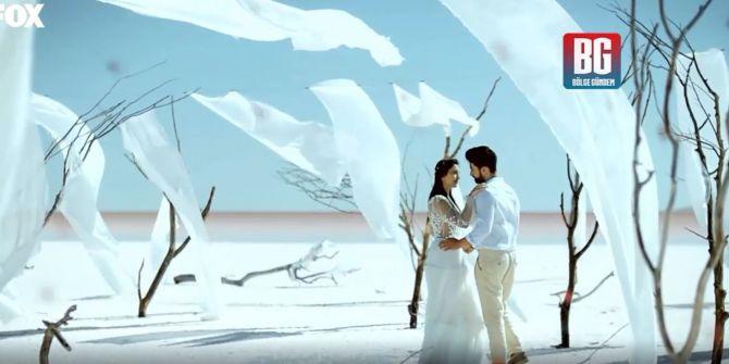 Zümrüdüanka 10. bölüm fragmanı yayınlandı | Serhat ve Zümrüt'ün aşk dansı!