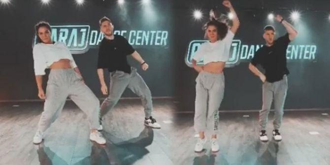 Demet Özdemir'in dans videosuna sosyal medyada beğeni yağmuru!