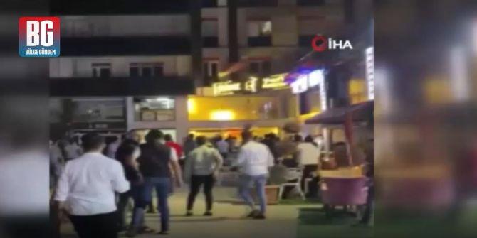 Arnavutköy'de bir kafedeki silahlı kavgada arkadaşını vurdu!