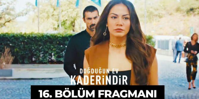 Doğduğun Ev Kaderindir 16. bölüm fragmanı yayınlandı! | Zeynep'ten Mehdi'ye sert çıkış!