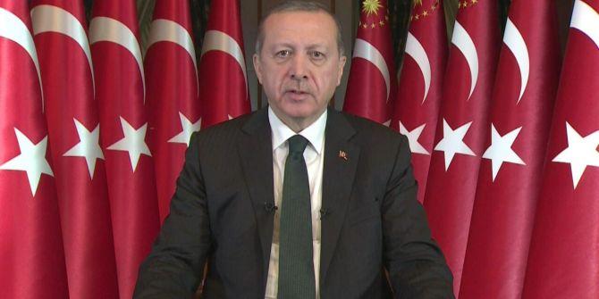 Cumhurbaşkanı Erdoğan 29 Ekim Cumhuriyet Bayramı mesajı yayınladı!