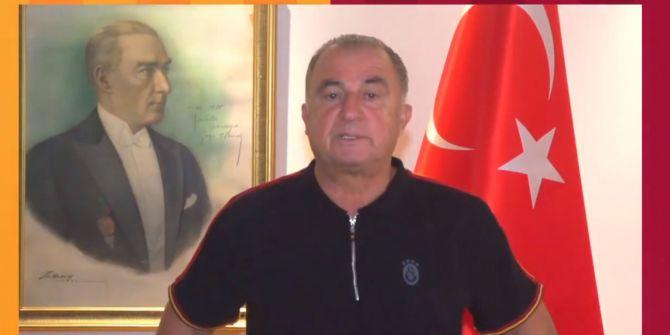 Galatasaray'ın 29 Ekim Cumhuriyet Bayramı mesajı çok beğenildi!