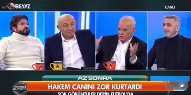 Ahmet Çakar'dan Hande Sümertaş'a tepki çeken sözler: ''Tosun kızım benim''