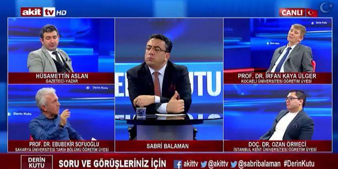 Prof. Dr. Ebubekir Sofuoğlu'ndan üniversiteler için sert sözler: ''Neredeyse fuhuş evleri