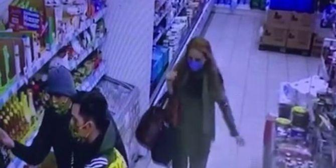 Tuzla'da akıl almaz hırsızlık! Hem ürünleri hem de reyondaki cep telefonunu çaldı