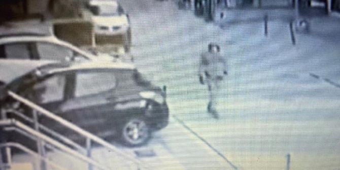 Aylin Sözer cinayetinin katil zanlısının görüntüleri ortaya çıktı!