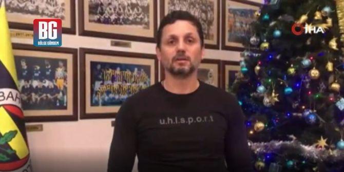 Fenerbahçe'den yılbaşına özel kutlama mesajı!