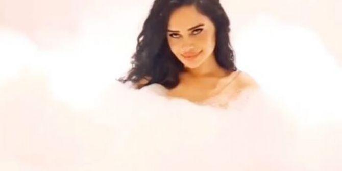 Naz Mila'nın küvet videosu nefesleri kesti!