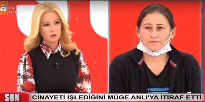 Müge Anlı'da şok itiraf! Alime Toprak kocası Ali Toprak'ı öldürdüğünü açıkladı