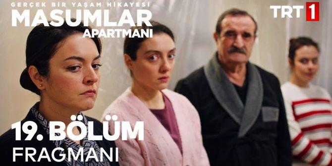 Masumlar Apartmanı 19. bölüm fragmanı yayınlandı | İnci, ailenin içine dahil oluyor!