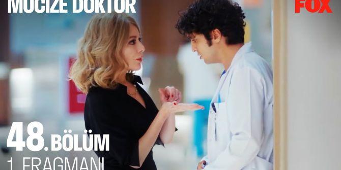 Mucize Doktor 48. bölüm fragmanı yayınlandı! | Ali Vefa, Vuslat'ın takibinde!