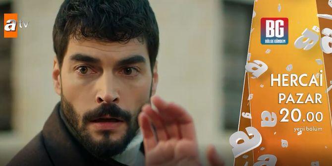 Hercai 60. bölüm fragmanı yayınlandı! | Reyyan'a gelen tokadı Miran engelliyor!