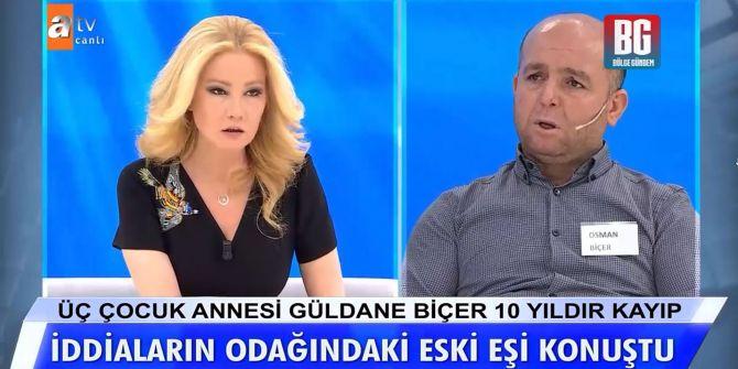 Güldane Biçer'i kim öldürdü?