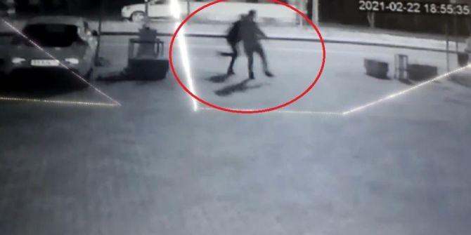 5 lira için güvenlik görevlisini bıçakladı!