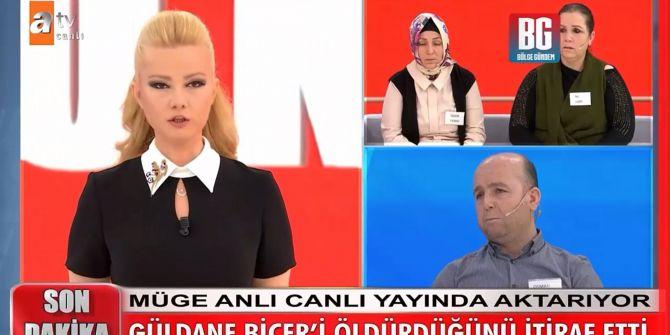 Güldane Biçer cinayetinin katil zanlısı belli oldu!
