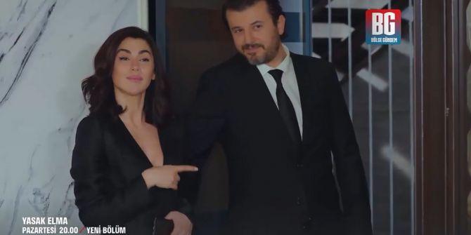 Yasak Elma 100. Bölüm fragmanı yayınlandı! | Şahika'nın Sultan konsepti Ender'in hoşuna gitmiyor!