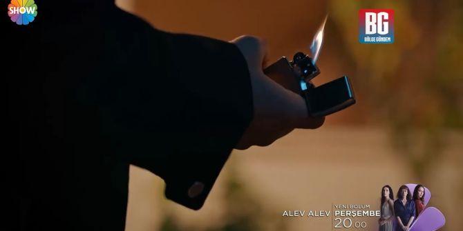 Alev Alev 17. bölüm fragmanı yayınlandı!   Sarnıç yangını misillemesi yaşanıyor!