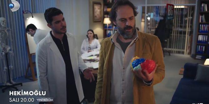 Hekimoğlu 40. bölüm fragmanı yayınlandı! | Hekimoğlu, hastanın beyninin yarısını alıyor!