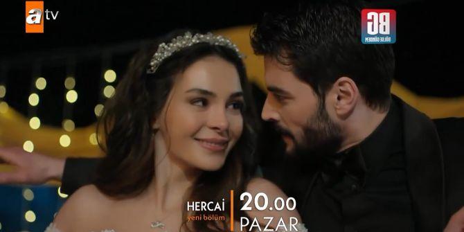 Hercai 62. bölüm fragmanı yayınlandı! | Reyyan ve Miran aşk tazeliyor!