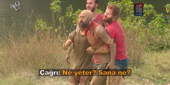 Survivor 44. bölüm fragmanı yayınlandı! Acun'dan Çağrı Atakan'a çıkış bileti!