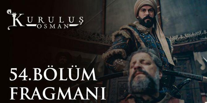 Kuruluş Osman 54. bölüm fragmanı yayınlandı! | Osman Bey, Dündar'ın ölüm emrini veriyor!