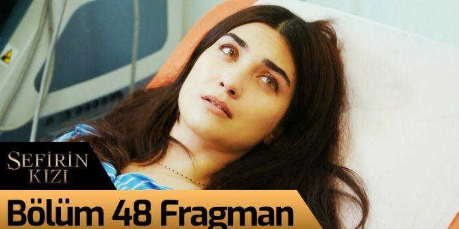 Sefirin Kızı 48. bölüm fragmanı yayınlandı! | Mavi'nin çocuğunu aldırmasına Sancar engel oluyor!