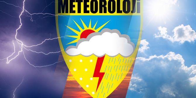 12 Nisan Pazartesi Hava Durumu   Doğu'da sağanak yağış etkili olacak!
